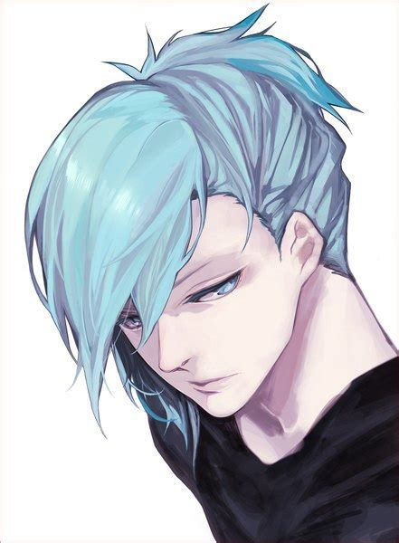 anime guy with half shaved head anime picture uta no prince sama mikaze ai star pixiv