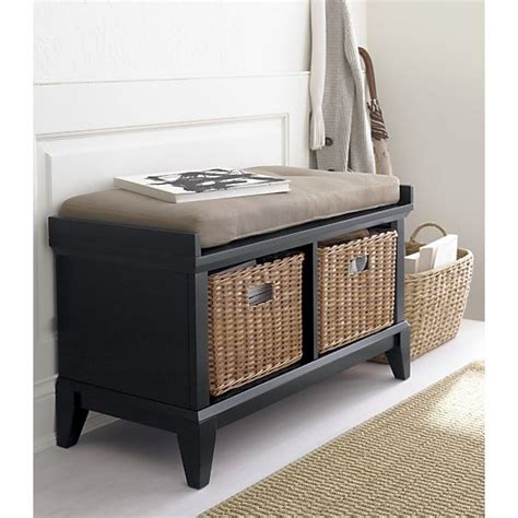 storage bench crate and barrel pin by jenny eldridge on for the home pinterest