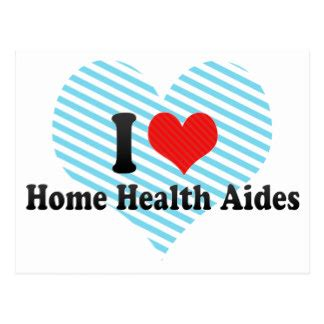home health aide cards zazzle