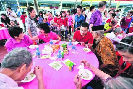 Family Helper Merah help for needy more effective if offered in concerted way desmond singapore news