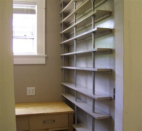 Building Pantry Shelves by Diy Kitchen Storage 7 Clever Quot Hacks Quot To Try Bob Vila