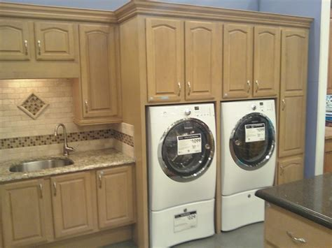 Laundry Room Cabinets Lowes Home Furniture Design Cabinets In Laundry Room