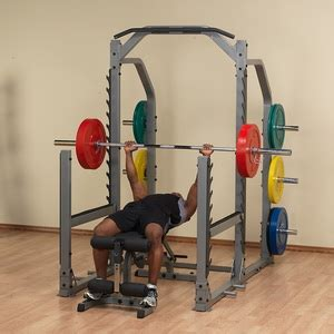How To Maximize Bench Press Pro Commercial Multi Squat Rack Body Solid The Bench