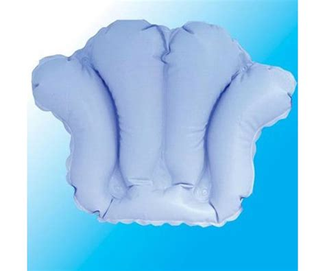 bathtub pillow with suction cups inflatable bath pillow with suction cups