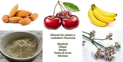 alimenti contro colesterolo combattere insonnia con alimentazione