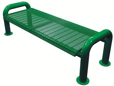 lawn chair without legs u leg wire bench without back outdoor school furniture