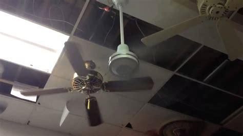 dayton industrial ceiling fan 48 quot dayton commercial ceiling fan youtube