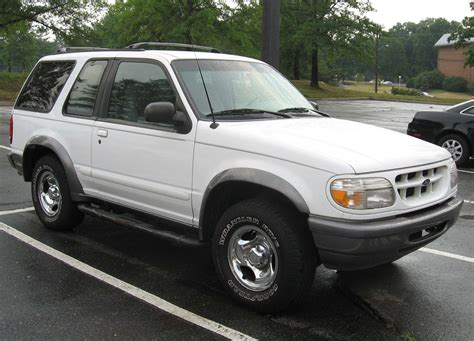 1999 ford explorer information and photos momentcar 1999 ford explorer information and photos momentcar