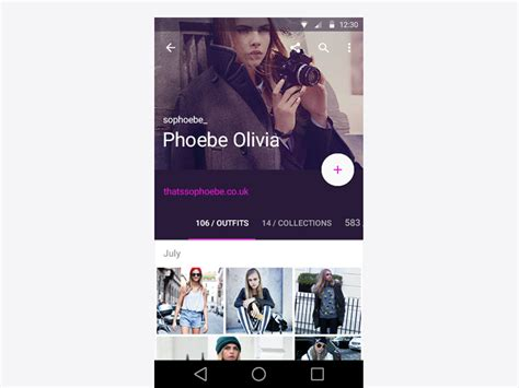 material design mockup 10 creative exles of material design mockups and concepts