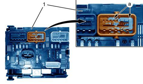 peugeot 207 beleuchtung heizung defekt motorschalteinheit 207 abgasanlage defekt