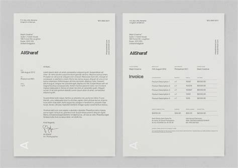 indesign invoice template for your personal thoughts 17 best ideas about invoice design on invoice
