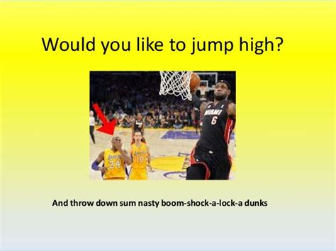 how to get better at dunking jump higher dunk now with these tips from vertical
