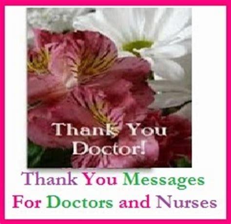 messages doctorsnurses