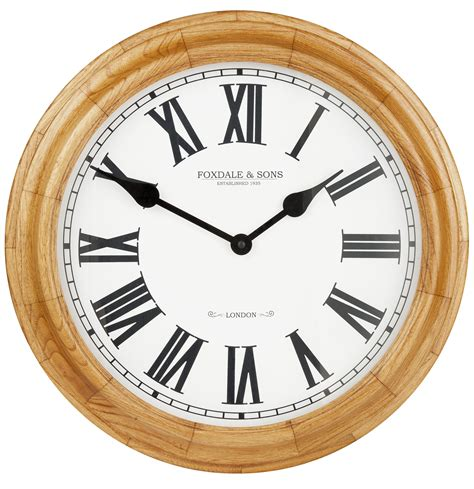 wood clock buy wooden clocks at argos co uk your online shop for