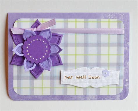 Get Well Handmade Cards - get well card get well soon card handmade card