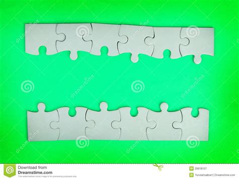 puzzle for your text royalty free stock photography