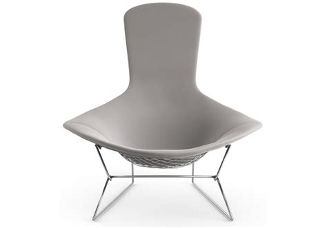 Chaise Bertoia Knoll by Bertoia Bird Chair Fauteuil Knoll Milia Shop