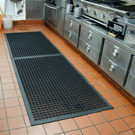 Restaurant Kitchen Mats by Kitchen Floor Runners Floor Runners In Kitchen Mats Cut