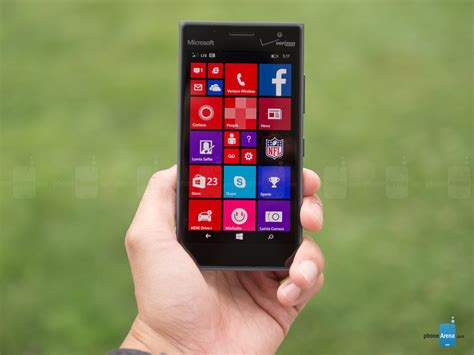 Review Microsoft Lumia microsoft lumia 735 review