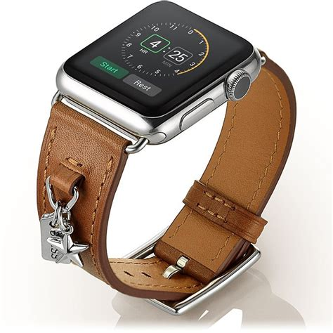 Apple Watchband Hermess Singel Tour Premium Genuine Leather 5 stylish bands for your apple that won t the bank