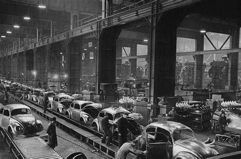 massive vw factory beetle production das vw factory volkswagen beetle und vw beetles