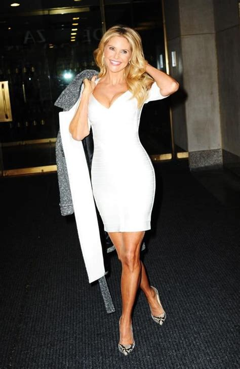 Christie 8404 Original 2 christie brinkley reformed sun worshipper dishes on how to keep your skin at 60