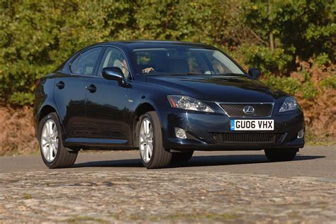 used lexus is220d lexus is220d se auto express