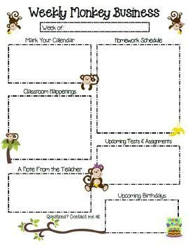 Best 25 Homework Log Ideas Only On Pinterest Reading Logs Log Reader And Weekly Reading Logs Monkey Newsletter Template