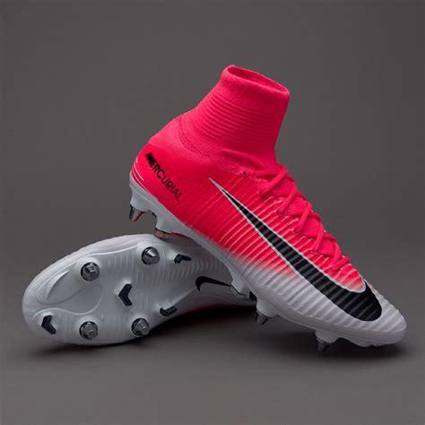 Sepatu Bola Nike Mercurial Victory V White Hyper Pink nike mercurial superfly v sg pro mens boots soft