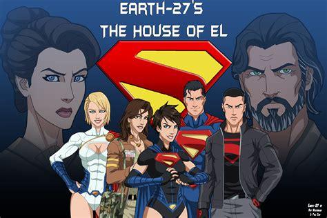 house of el earth 27 s house of el so far by roysovitch on deviantart