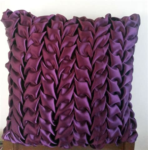 purple throw pillows canada 12 best images about canadian smocking cushion covers on