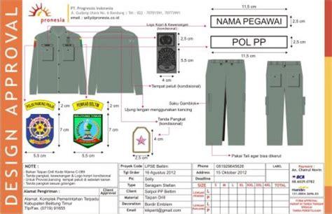 Lencana Pol Pp seragam satpol pp 187 seragam satpol pp belitung timur