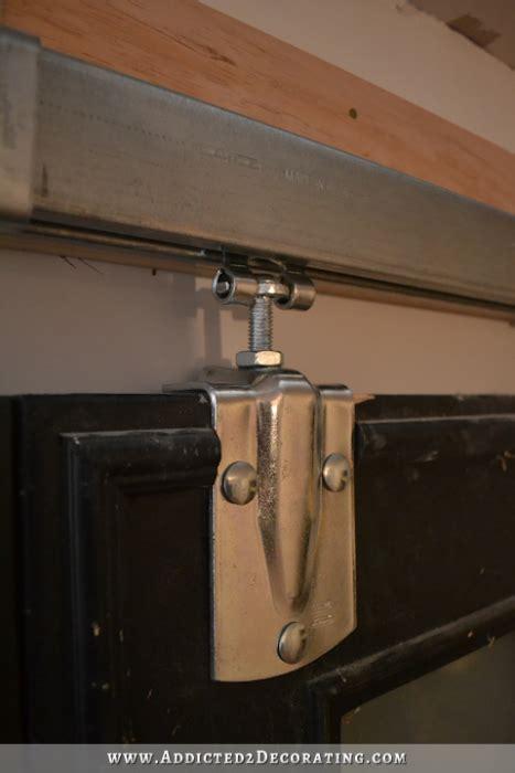 Cheapest Barn Door Hardware cheap barn door hardware the real thing