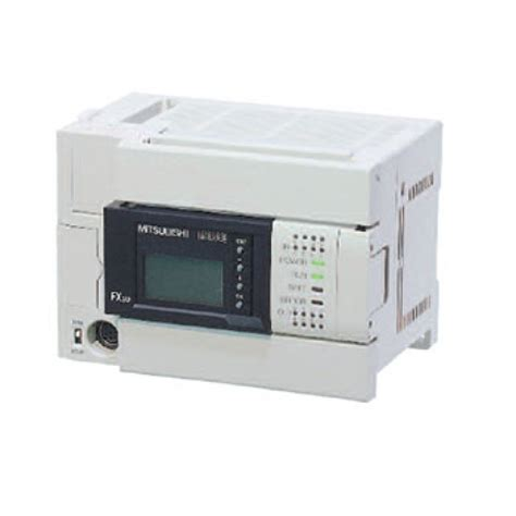 fx3u 48mr es mitsubishi programmable logic controller plc