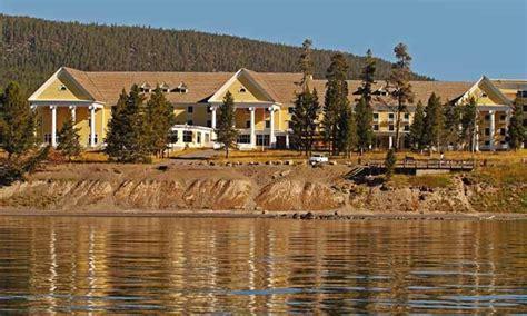 Lake Yellowstone Hotel Cabins by Lake Yellowstone Hotel Yellowstone National Park Alltrips