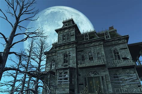 hounted house the irresistible elements that make us love haunted homes
