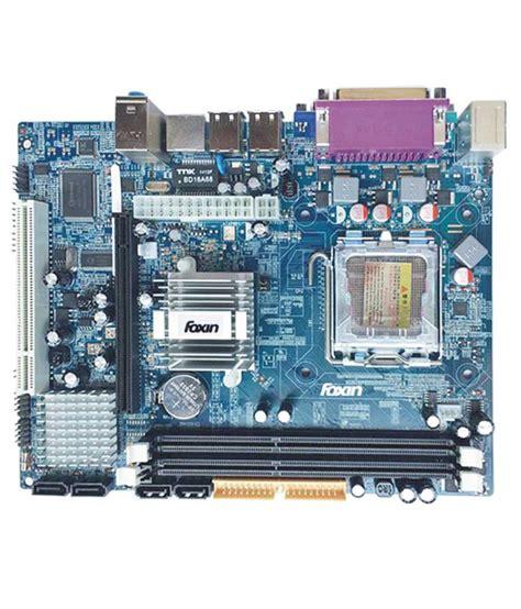 Motherboard G41 Power foxin fmb g41 motherboard rinshez shop