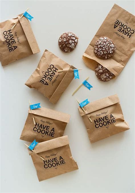 cookie gifts ideas wrap it up 30 cookie wrappers to buy or diy brit co