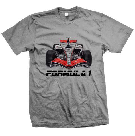 Tshirt Kaos F1 formula 1 quot f1 quot collections t shirts design