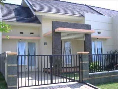 desain rumah persegi panjang 50 gambar desain rumah impian persegi panjang minimalis