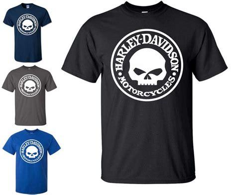 Harley Davidson Skull T Shirts by Les 98 Meilleures Images Du Tableau Shirt Harley Sur