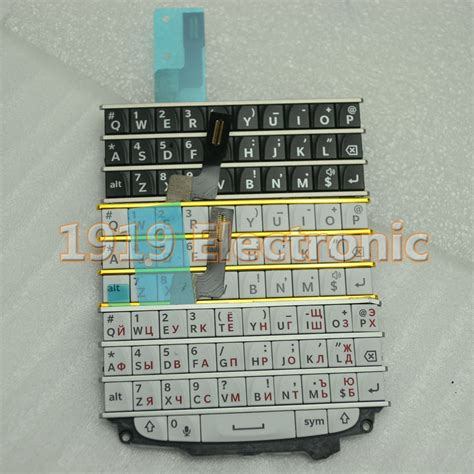 Blackberry Bb Q20 Ui Board Original kopen wholesale arabisch toetsenbord blackberry uit china arabisch toetsenbord blackberry