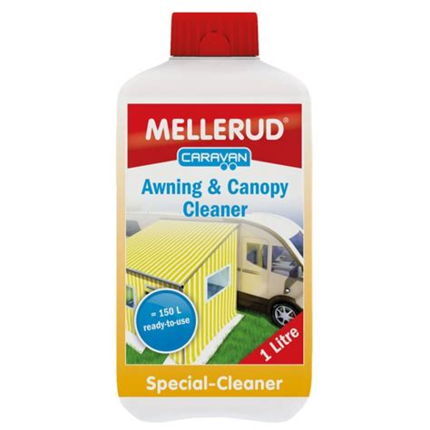 awning cleaning solution centurion europe mellerud awning canopy cleaner