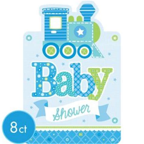 City Baby Shower Boy by Welcome Baby Boy Baby Shower Invitations 8ct City