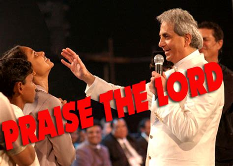 benny hinn lord of the sith may the schwartz be with you benny hinn lord of