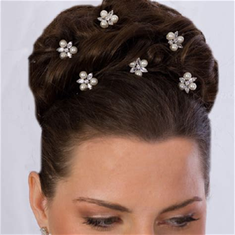 Cheap Hair Accessories For Weddings by Vintage Wedding Hair Glamorous Wedding Hair Wedding