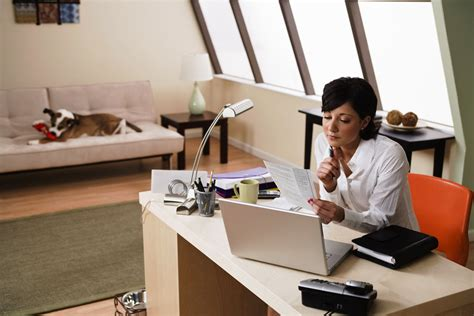 work from home office top secrets on running a small business