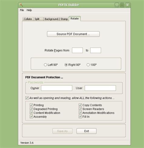 online tutorial builder pdftk builder tutorial risorse e notizie per webmaster