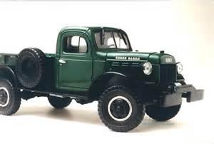 1946 Dodge Power Wagon Die Cast Pro 1946 Dodge Power Wagon