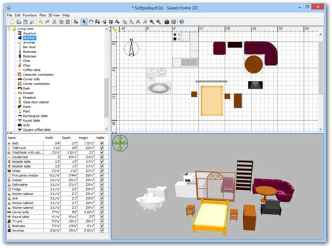 sweet home 3d design software reviews sweet 3d home design software sweet home 3d portable